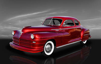 Photograph - 1947 Chrysler by Frank J Benz
