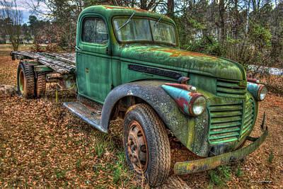 1947 Gmc Truck General Motors Truck Art Art Print