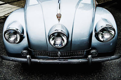 Photograph - 1947 Tatra T87 by Miles Whittingham