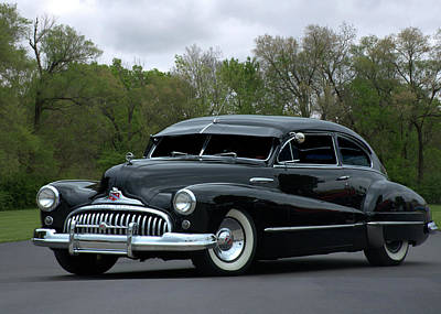 Photograph - 1948 Buick by Tim McCullough