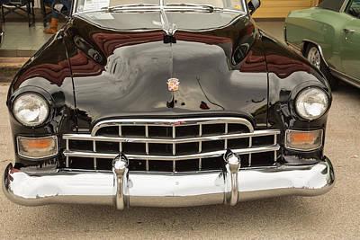 Photograph - 1948 Cadillac Sedan Classic Car Photograph 5711.02 by M K Miller