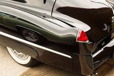 Photograph - 1948 Cadillac Sedan Classic Car Photograph 5719.02 by M K Miller