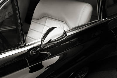 Photograph - 1948 Cadillac Sedan Classic Car Photograph 6716.01 by M K Miller