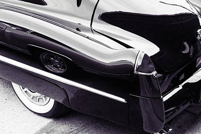 Photograph - 1948 Cadillac Sedan Classic Car Photograph 6719.01 by M K Miller
