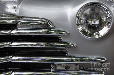 Photograph - 1948 Chevrolet Fleetmaster by Rick Bures