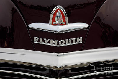 Photograph - 1948 Plymouth by Dennis Hedberg