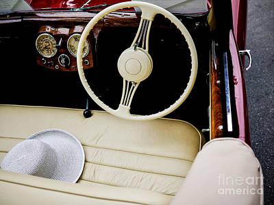 Photograph - 1949 Triumph 2000 Roadster by M G Whittingham