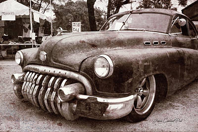 Photograph - 1950 Buick Special Jetback Deluxe by Joann Copeland-Paul