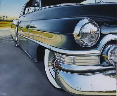 1950 Cadillac Original by John Ashby
