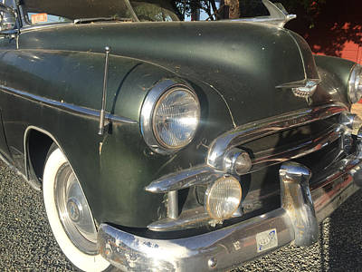Photograph - 1950 Chevrolet Coupe by Melinda Fawver