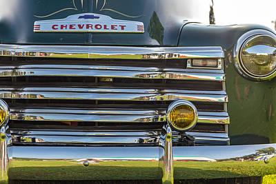 1950 Chevrolet Pickup Art Print by Gestalt Imagery
