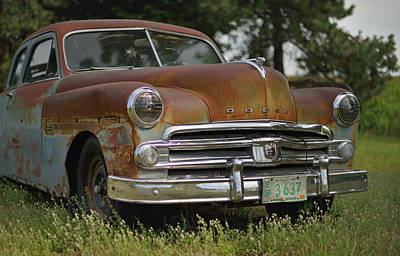 Photograph - 1950 Dodge Coronet by Vic Harris