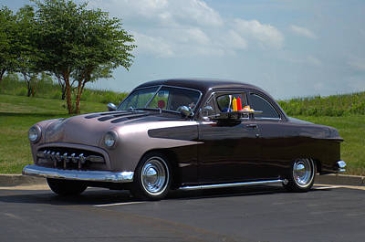 Photograph - 1950 Ford by Tim McCullough