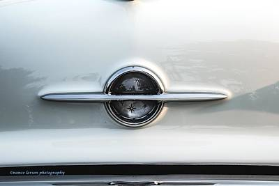 Photograph - 1950 Olds Hood Ornament by Nance Larson