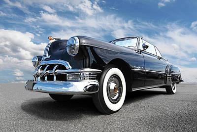 American Muscle Cars Photograph - 1950 Pontiac Silver Streak by Gill Billington