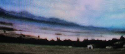 Digital Art - 1950's - Navajo Panorama by Lenore Senior and Willoughby Senior