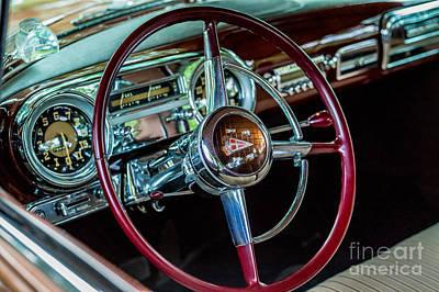 1951 Hudson Hornet Art Print
