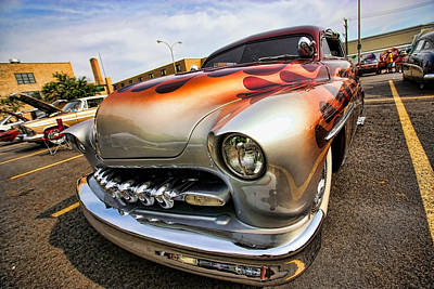 1951 Mercury Custom Original by Gordon Dean II