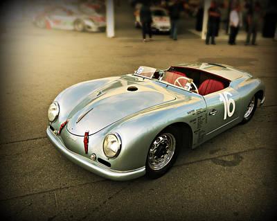 Photograph - 1951 Porsche 356 Sauter by Steve Natale