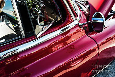 Photograph - 1952 Chevrolet Two Door Coupe by M G Whittingham