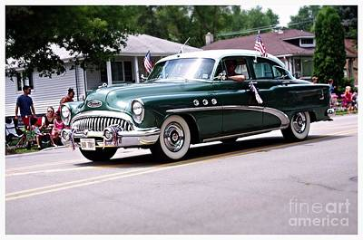 Photograph - 1953 Buick Special by Frank J Casella