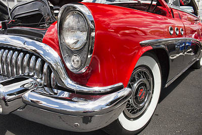 Photograph - 1953 Buick Special by Kristia Adams