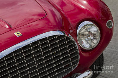 Photograph - 1953 Ferrari 212 Europa by Dennis Hedberg