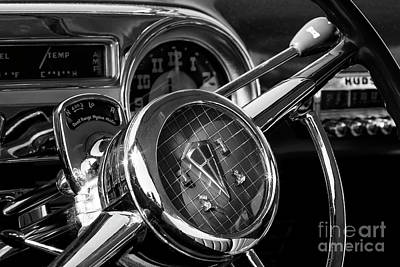 Photograph - 1953 Hudson Dash 2 by Dennis Hedberg