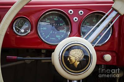 Photograph - 1953 Porsche 356 by Dennis Hedberg