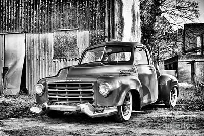 Photograph - 1953 Studebaker Pickup  by Tim Gainey