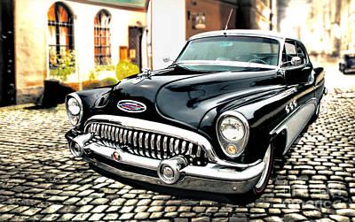 1953 Pontiac Photograph - 1953 Super Riviera by Thomas Burtney