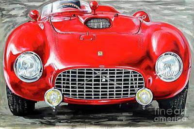 1954 Ferrari 375plus Original