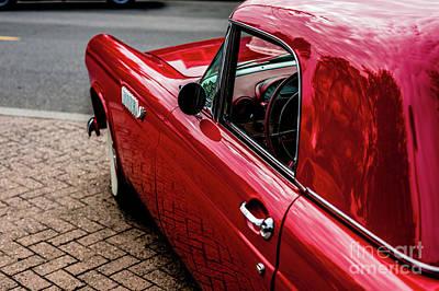 Photograph - 1954 Ford Thunderbird by M G Whittingham