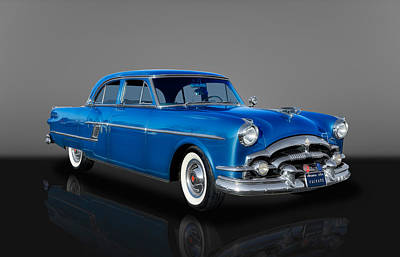 1954 Packard Patrician Sedan Series 5426 Art Print