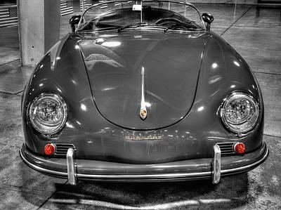 Huahin Photograph - 1954 Porsche 356 Speedster  V6 by John Straton