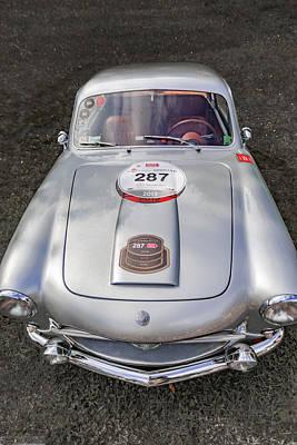 1954 Siats Vignale Coupe Art Print