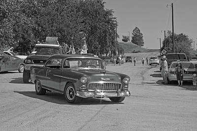 Photograph - 1955 Bel Air by Alana Thrower