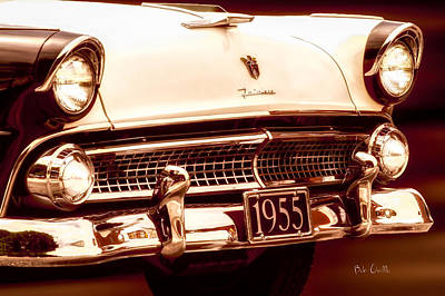 Photograph - 1955 Ford Fairlane by Bob Orsillo