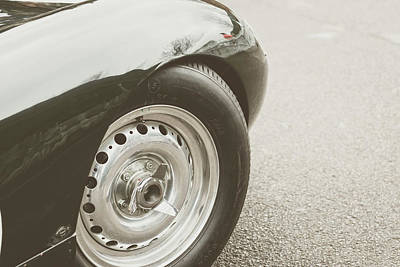 Photograph - 1955 Lister-jaguar Flat Iron Sports-racing Car by Roger Lighterness