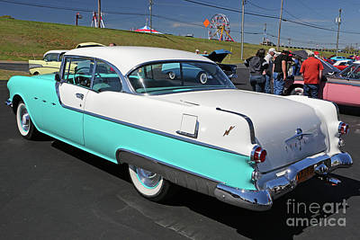 Photograph - 1955 Pontiac Automobile by Kevin McCarthy