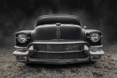 Digital Art - 1956 Cadillac by Douglas Pittman