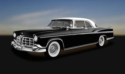Photograph - 1956 Chrysler Imperial Southampton   -   1956chryslerimperial170226 by Frank J Benz