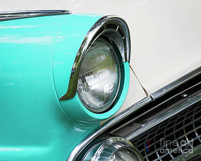 Photograph - '55 Ford 1 by Dennis Hedberg
