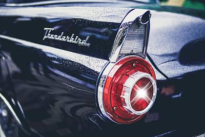 Photograph - 1956 Ford Thunderbird Classic by Ericamaxine Price
