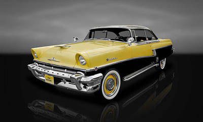 Photograph - 1956 Mercury Montclair 2-door Hardtop  -  56merc33b by Frank J Benz