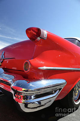 Photograph - 1956 Oldsmobile by Kevin McCarthy
