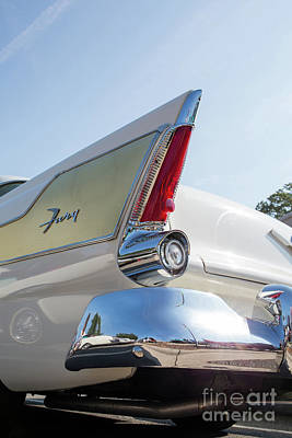 Photograph - 1956 Plymouth Fury by Kevin McCarthy