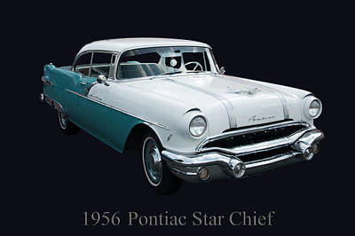 The Who - 1956 Pontiac Star Chief by Chris Flees