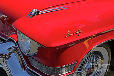 Photograph - 1957 Cadillac Biarritz by Kevin McCarthy