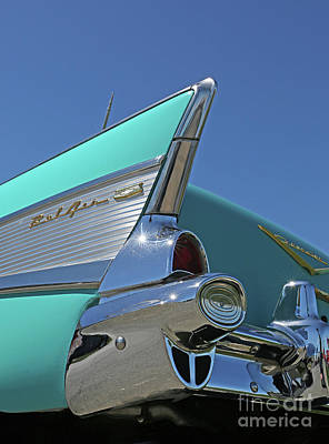 Photograph - 1957 Chevy by Kevin McCarthy